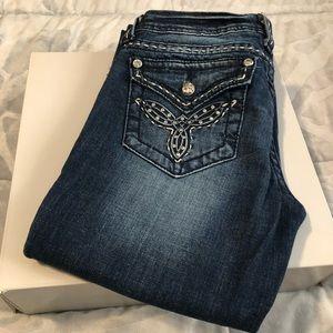 Miss Me Jeans, Size 28x34